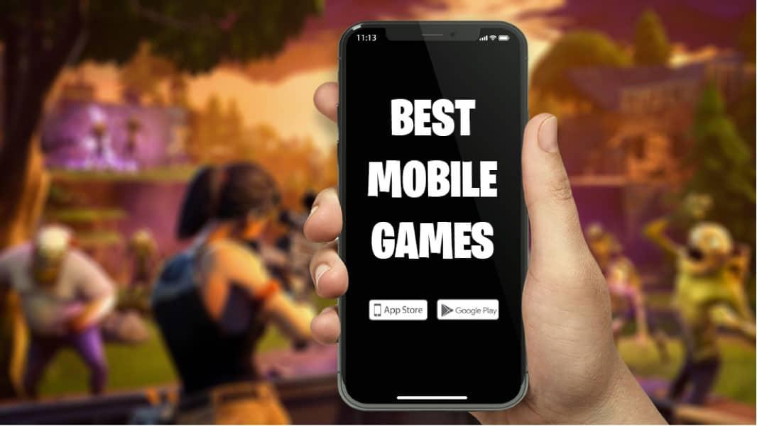 Mejores juegos apps para movil