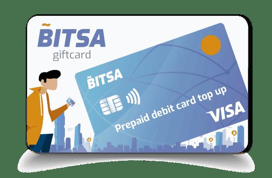 tarjetas de regalo Bitsa en Sixthcontinent