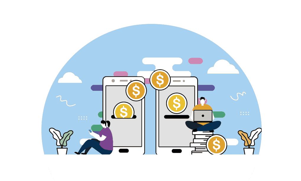 Ventajas del dinero electrónico