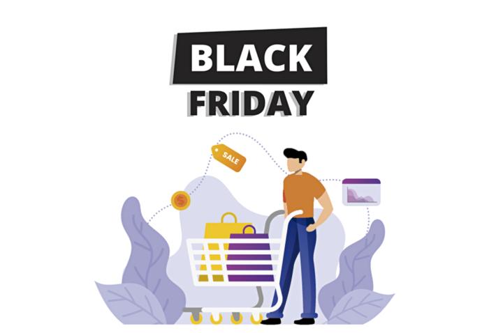 Cómo comprar online de manera segura en Black Friday