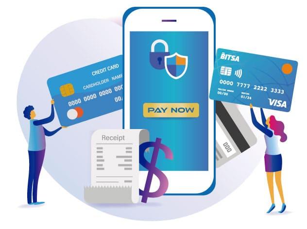Diferencia entre tarjeta de crédito débito y prepago|Conoce la diferencia entre tarjeta de crédito débito y prepago|Tarjeta de prepago Bitsa para viajar