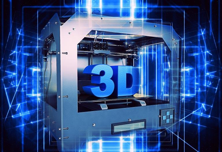 Negocios rentables con impresoras 3D